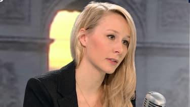 """""""Public Sénat est regardée par 10 ou 15 personnes"""", s'était moquée Marion Maréchal-Le Pen."""