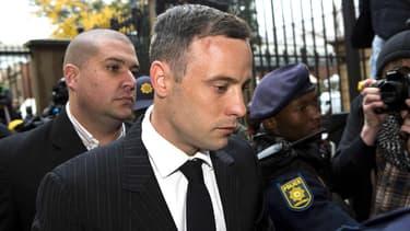 Oscar Pistorius a été condamné pour le meurtre de Reeva Steenkamp. (Photo d'illustration)