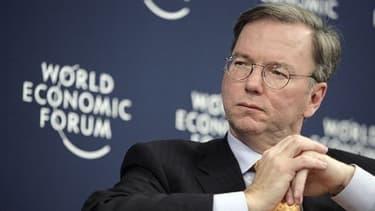 """Eric Schmidt souhaite """"diversifier ses actifs"""" en vendant ces actions"""