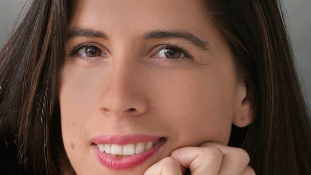 Fany Pechiodat, fondatrice du site MyLittleParis intervient au 01Business Forum dans un atelier consacré à la fidélisation clients