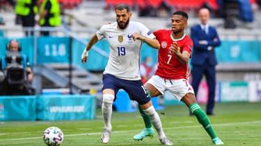 Euro 2021: France-Hongrie, Karim Benzema face à Loic Nego