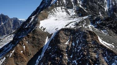 Glacier Tête Rousse