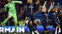 Le PSG a battu l'OM 2-0 au Parc des Princes