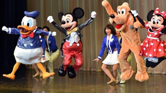 Les robots de Disney pourrait remplir une mission d'accueil et de représentation dans les parcs d'attraction du groupe.