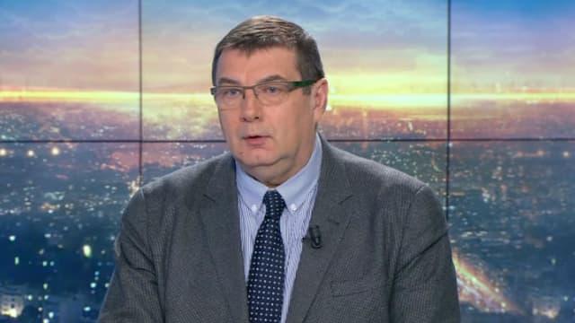 Jean-François Lamour, député LR de Paris, le 6 mars sur BFMTV