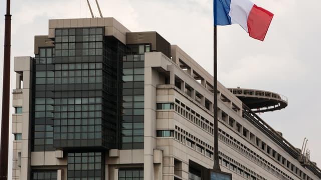 Le ministère de l'Économie et des Finances de Bercy