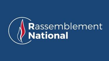 illustration - le logo du Rassemblement national