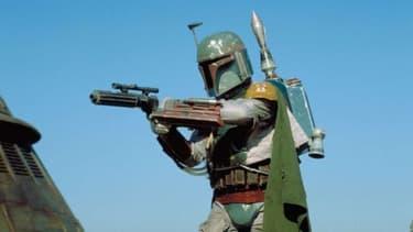 Boba Fett dans Le Retour du Jedi