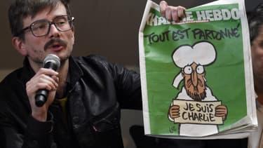 Charlie Hebdo sera tiré à 3 millions d'exemplaires mercredi 14 janvier.