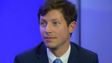 François-Xavier Bellamy en 2014.