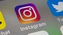 Le logo d'Instagram (illustration).