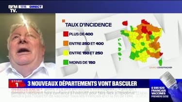 """Nièvre: pour le président du département, """"on devrait fermer les écoles"""""""