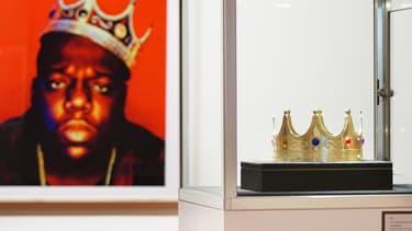 La couronne de Notorious B.I.G.