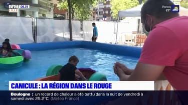 Les Hauts-de-France placés en alerte rouge à la canicule par Météo France