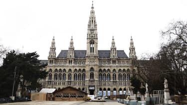 La mairie de Vienne en Autriche.