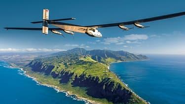 Solar Impulse 2 a pris les airs le 3 mars dernier depuis Abu Dhabi pour réaliser le tour du monde avec escales.