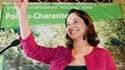 """Ségolène Royal, largement réélue en Poitou-Charentes, a salué la victoire de la gauche aux élections régionales qui constitue une """"sévère mise en demeure"""" à Nicolas Sarkozy. La présidente de la région Poitou-Charentes a été la première dirigeante d'enverg"""