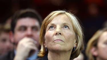 Marielle de Sarnez le 19 mars 2014 à Paris