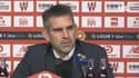 """Lille - Brest : """"On a manqué un peu de justesse"""", regrette Gourvennec"""