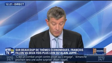 Quelle différence entre les programmes économiques de François Fillon et d'Alain Juppé ?