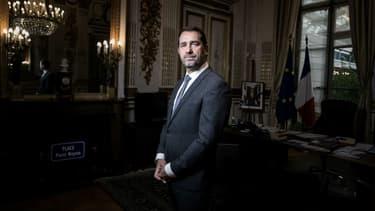 Christophe Castaner le 13 novembre 2017. - JOEL SAGET / AFP