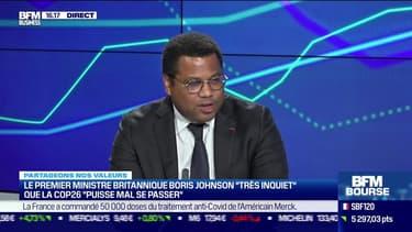 """Thierry Déau (Finance for Tomorrow) : Boris Johnson """"très inquiet"""" que la COP26 """"puisse mal se passer"""" - 26/10"""