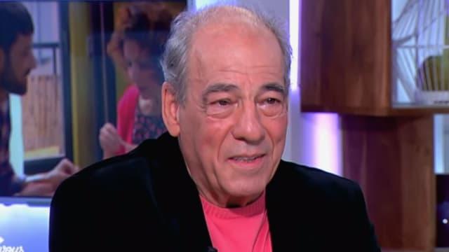 Michel Cordes dans C à Vous en 2014