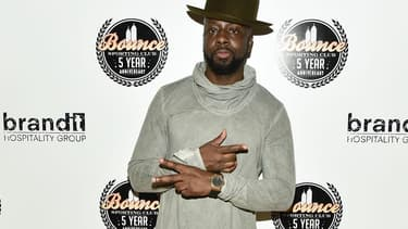 Le rappeur Wyclef Jean à New York en septembre 2016.