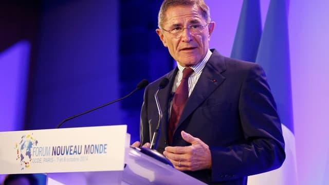 Gérard Mestrallet devrait toucher plus de 800.000 euros annuels au titre de sa retraite complémentaire.