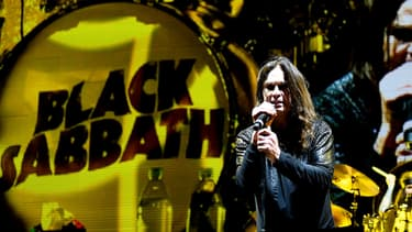 Ozzy Osbourne du groupe Black Sabbath le 24 septembre 2016 à Los Angeles