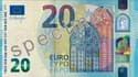 Le billet de 20 euros est le billet le plus contrefait en Europe.