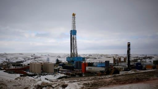 L'exploitation de pétrole de schiste aux Etats-Unis va augmenter les stocks de brut en 2014.