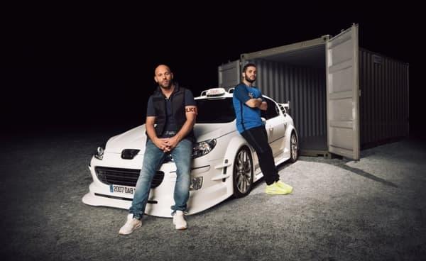 """Taxi 5"" avec Malik Bentalha et Franck Gastambide sortira le 11 avril 2018"