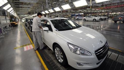 PSA projette bien d'ouvrir une quatrième usine en Chine.