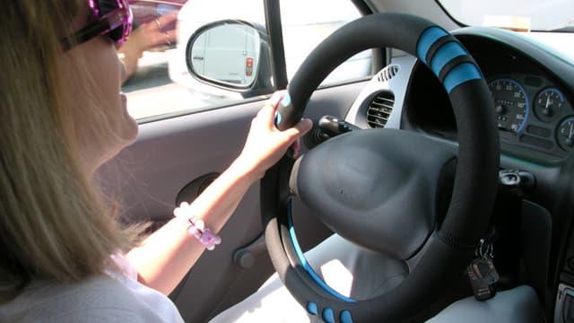 L'appel de la Sécurité routière a été écrit par l'écrivain Marie Desplechin.