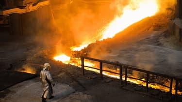 Le nouveau sidérurgiste européen produira 21 millions de tonnes d'acier par an.