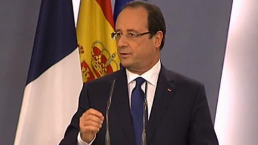 François Hollande était à Madrid pour le 23ème sommet franco-espagnol.
