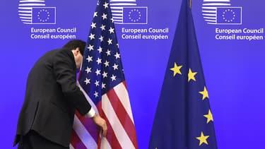 L'Europe veut renégocier certains accords, parmi lesquels le safe-harbor qui permet aux entreprises américaines de transférer les données commerciales des Européens aux Etats-Unis.