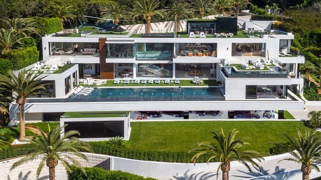 Cette propriété est pour son promoteur la plus chère des États-Unis