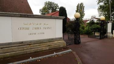 """Le centre chiite """"Zahra"""" à Grande-Synthe."""