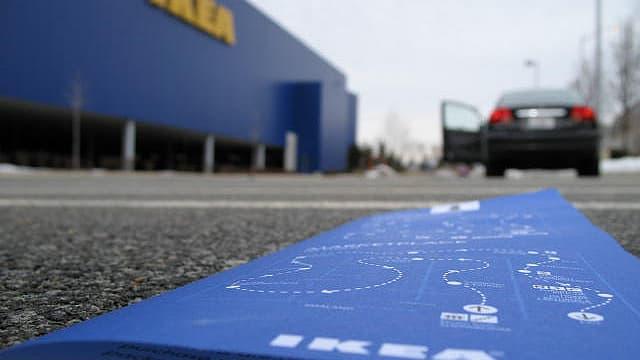 Ikea, très strict avec sa clientèle