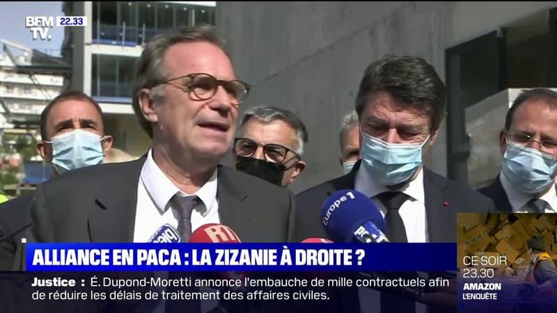 L'alliance pour la candidature de Renaud Muselier en PACA divise la droite