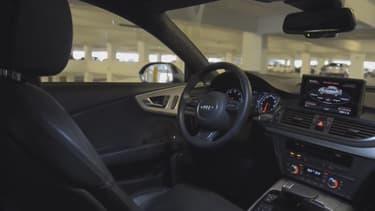 Audi Piloted DrivingCapture
