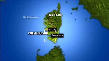 A Propriano, dans le sud de la Corse, un 16 assassinat a eu lieu ce mercredi