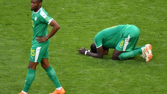 Le Sénégal éliminé du Mondial 2018
