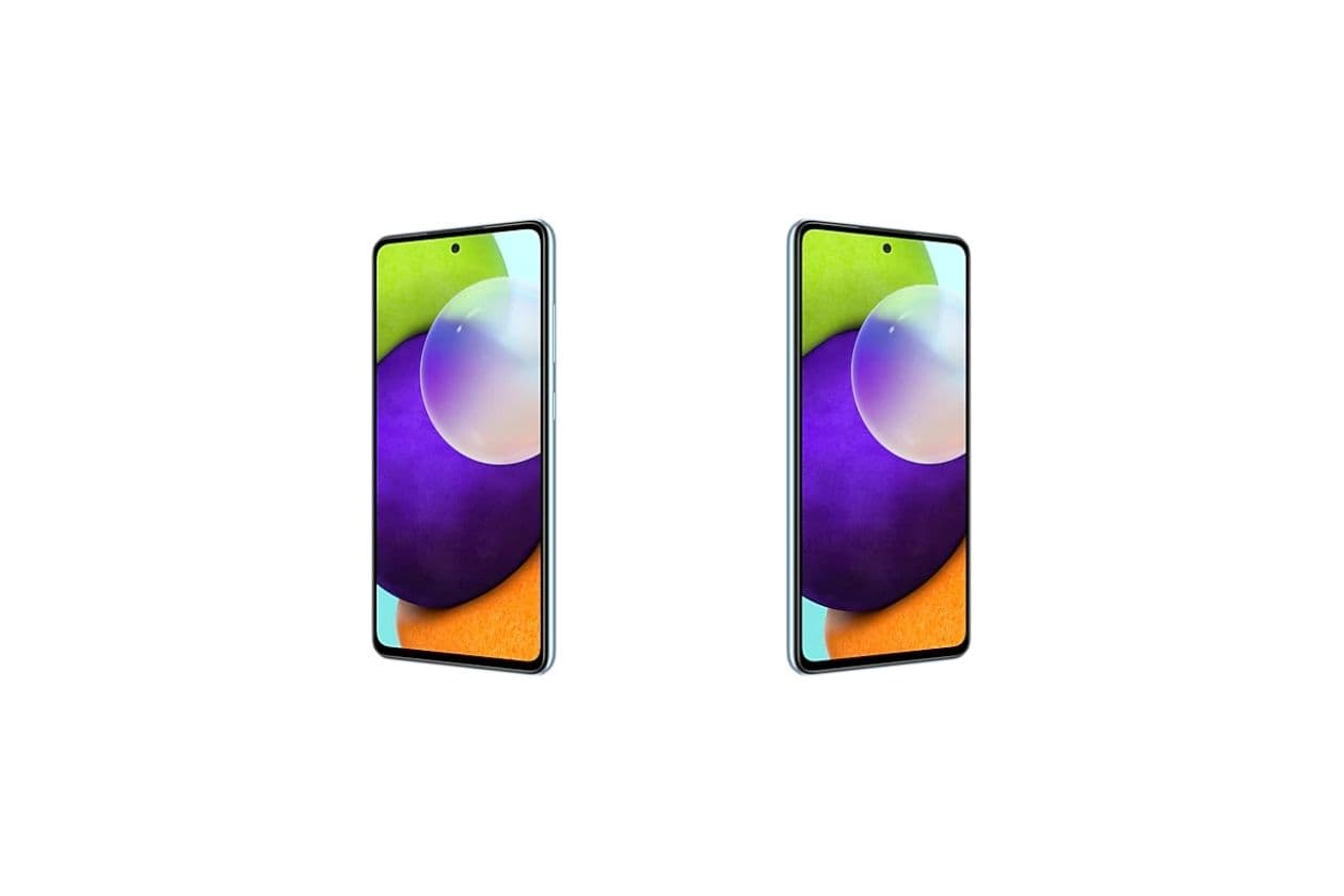 Promotion sur le Galaxy A52