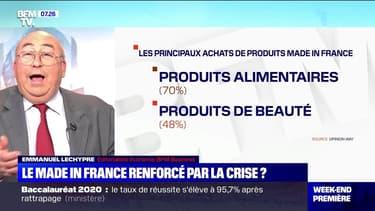 Le made in France renforcé par la crise ? - 12/07