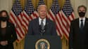Joe Biden le 20 août 2021