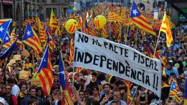 Selon UBS, l'indépendance catalane pourrait entraîner une baisse de 20% du PIB de la région