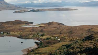 Cette île est à vendre depuis 2013.